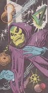 Skeletor in The Dark Dimension