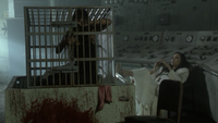 Clementine locked up