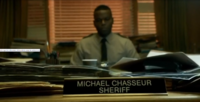 Sheriff Chasseur