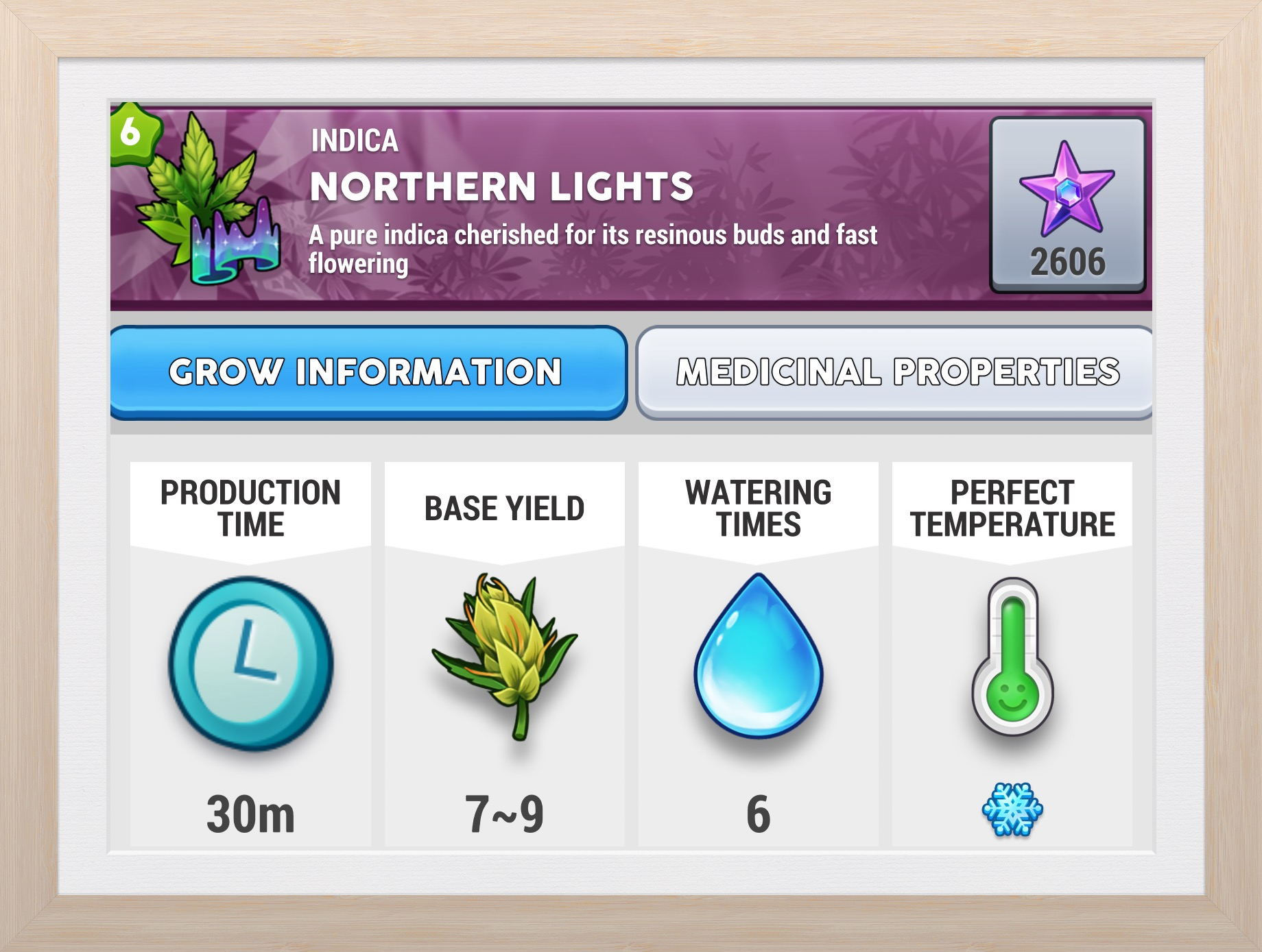 Northern Lights | Hempire: A Stoner's Guide Wiki | FANDOM