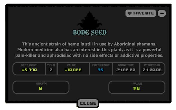 28 Bone Seed