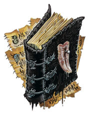 Tome of the Stilled Tongue by Wayne Reynolds