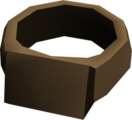 Clay ring detail