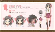 TsukikoAnimeDesign