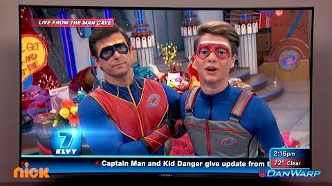 "What's Wrong with Kid Danger? - Rock Box Dump - ""Henry Danger"" - Dan Schneider"