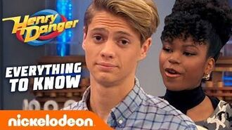 Henry Danger Everything You EVER Needed To Know! 🧠 TBT