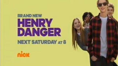 """Balloons of Doom"" Official Promo Henry Danger"