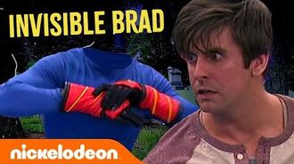 Henry Danger's 'Haunting of Invisible Brad' Scary Halloween Story 👻 TBT