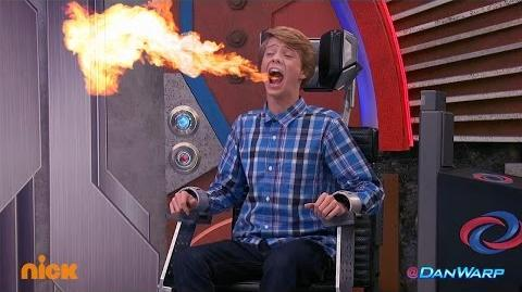 Henry Danger Laughing Fire!