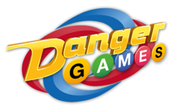 Danger Games Logo