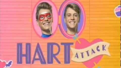 "Hart Attack Night of Premieres w ""Henry Danger"" and ""Game Shakers"" February 10 💝💕"