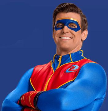 Ray Manchester (Captain Man) | Henry Danger Wiki | FANDOM
