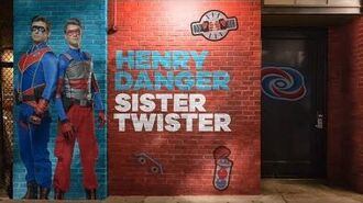 Henry Danger Piper's Sibling Suspicions marathon promo - Nickelodeon