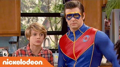 Henry Danger 'Man of the House' Official Clip Nick