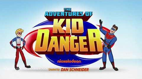 Video The Adventures Of Kid Danger Official Theme Song