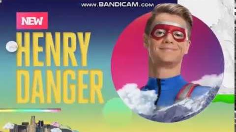 "Henry Danger ""I Dream of Danger"" 🥰 Official Promo 2 HD Saturday at 7 30p 🎥 Chenry"