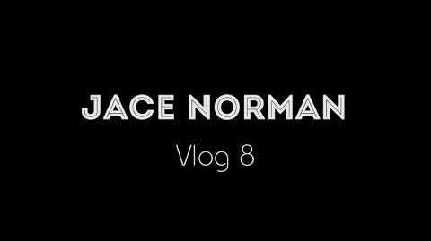 Angry beast invades Henry Danger set Jace Norman Vlog 8