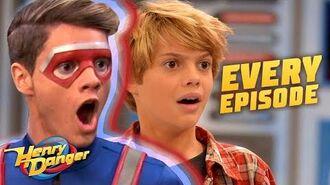 1 Moment From EVERY Henry Danger Episode! Henry Danger