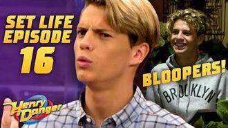 BLOOPERS From Henry Danger's Final Season 😂 BTS Ep. 16 Henry Danger