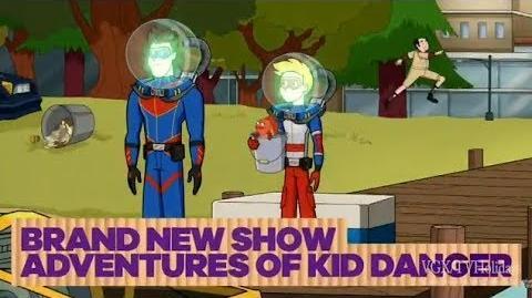"""""""Fish Talker"""" """"Wet Doom"""" 🐟 Official Promo The Adventures of Kid Danger"""