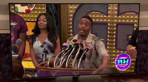 Game Shakers & Henry Danger Crossover Nick