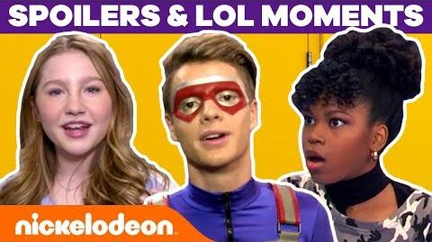 Henry Danger SPOILERS & LOL Moments w Jace Norman & Cast FunniestFridayEver