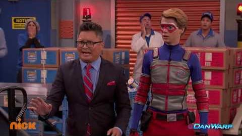 "Dan Schneider ""Henry Danger"" The Trouble with Frittles The Frittle Factory Face-Off"