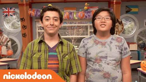 Henry Danger How To Make Your Girl Happy on Halloween Nick