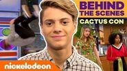 Jace Norman Did a Backflip?! 🎥BTS of Henry Danger Cactus Con NickStarsIRL