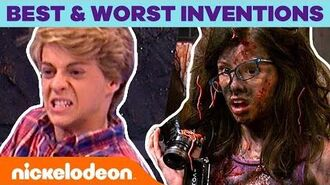 The Best Inventions & Biggest Fails 🤖 Henry Danger, Knight Squad & More! Nick