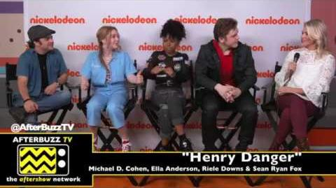 "ABTV with Nickelodeon's ""Henry Danger"" Cast, 2018"
