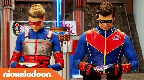 🎮 Kid Danger & Captain Man Play 'Crime Warp' 🎮 Danger Games Nov