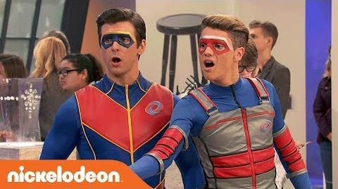 What's Wrong w Henry Hart's Voice?! 🗣️ Henry Danger Nick