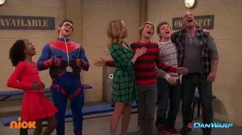 Henry Danger Jingle Bells in Jail!