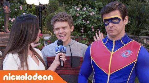 Kid Danger 'Hyper Motility' Special Report! Henry Danger Nick