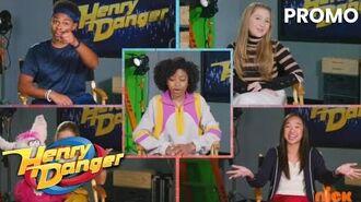 "We ""Hart"" Henry Danger Marathon Promo Nickelodeon"