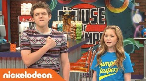 5 Steps to Being a Bro w Sean Ryan Fox & Ella Anderson Henry Danger Nick