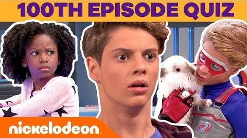 Get a 💯 on this Henry Danger 100th Episode Quiz! KnowYourNick