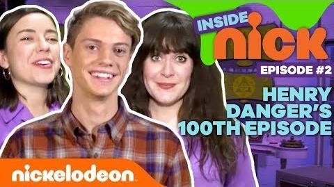 100 Henry Danger Facts w Jace, Cooper, Riele, & Sean! Inside Nick Season 2 Ep