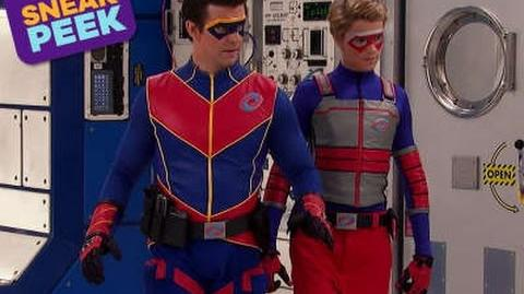 Henry Danger Season 3, Episode 11 Space Invaders Part 2 The Culprit Sneak Peek HD 1080p EXCLUSIVE