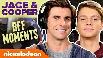 Jace Norman & Cooper Barnes' Funniest BFF Moments 🤜🤛 Henry Danger Nick
