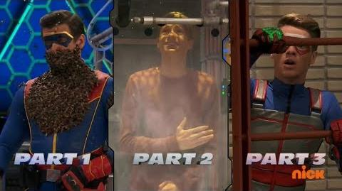 Henry Danger (Promo) Relive The Three Part Television Event Tomorrow on Nickelodeon