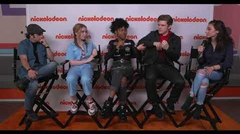 Interview with the cast of Henry Danger Season 5