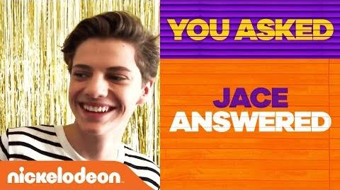 You Asked! Jace Answered! Henry Danger Nick