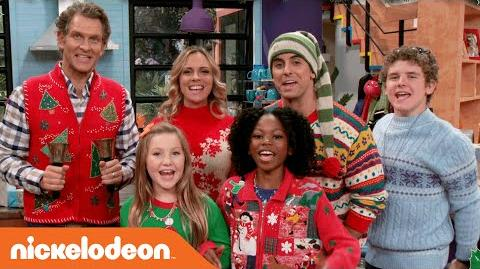 Henry Danger Season's Greetings Nick