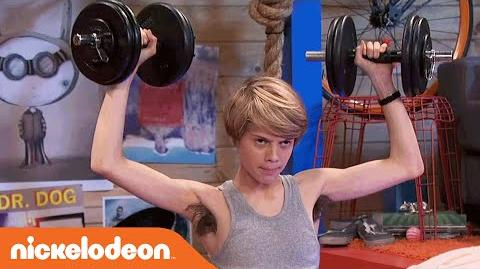 Henry Danger Henry The Man-Beast Nick