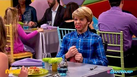 "A Date with a Man Beast! Henry the Man-Beast ""Henry Danger"" Dan Schneider"