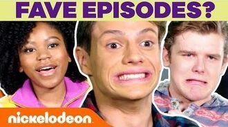 Jace & the Henry Danger Cast Reveal Their Fave Episodes! 🙌 NickStarsIRL