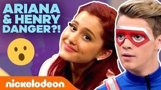 Ariana Grande & Henry Danger Connection?! 😃 Nick Conspiracy Theories REVEALED! 👀 NickStarsIRL