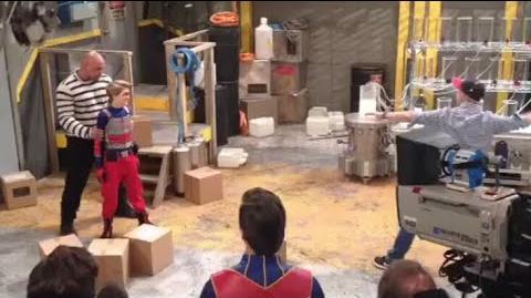 Henry Danger Exclusive Look Behind the Scenes